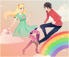 star vs the forces of evil  by jeadiecrystal