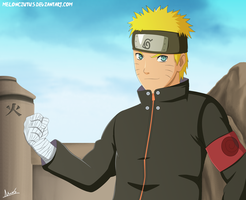 Naruto: The last Movie by Melonciutus