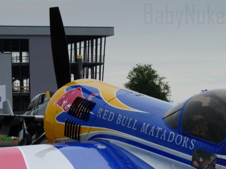 Red Bull Matadors by babynuke