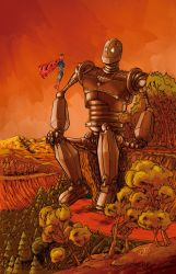 IronGiant-SupermanKC by Grandoc