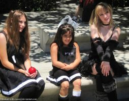 AX 2011 DeathNote Misa Misa by broken-with-roses