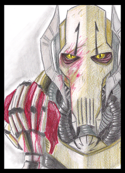 General Grievous 9 by PurpleRAGE9205
