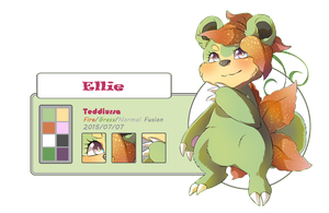 PKMNation - Ellie by FuufuuSketch