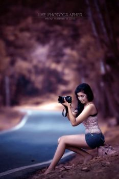The Photographer by perigunawan