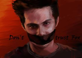 Stiles (Nogitsune) by Hed1418