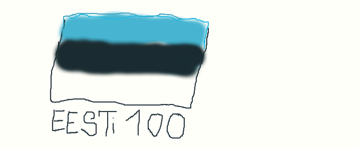 Estonian Republic 100 by PeeterOra1