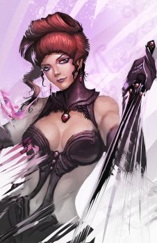 Mesmer by bmd247