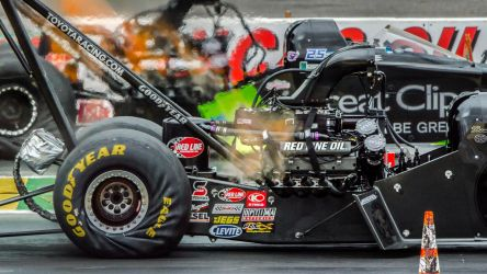 Fiery Twist - BIR NHRA2015 by NJM1112
