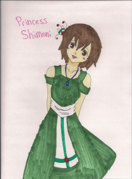 Princess Shimoni by Bella-Who-1