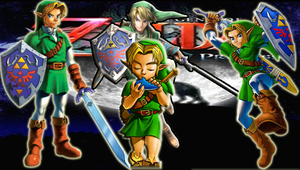 The-legend-of-zelda-ocarine-of-time-wallpaper by Supremalucard78411