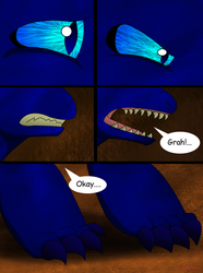 Beautiful Shades Of A Night Fury: Part One-Pg 194 by DragonDogFilmsG