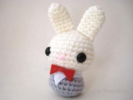 Pee-wee Herman Moon Bun by MoonYen