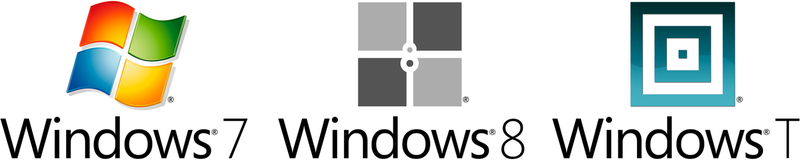 Windows Logo - Evolution by LeonardoMatheus