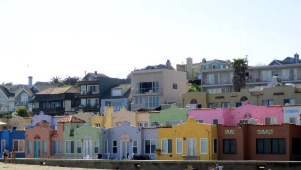 Capitola By the Sea by amathria