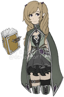 [CLOSED] Elfin Sorceress Adopt [AUCTION] by SoraHikarii