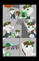 CH 1 Out of the Stable: PG 9 by VeraciousNeophyte