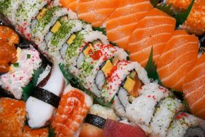 Sushi by sea-storm