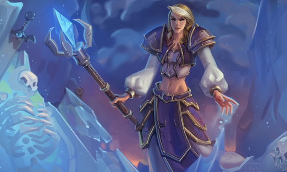 Jaina by Nieris
