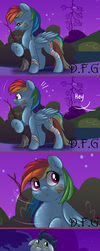 After the Show - Comic by Dragonfoxgirl