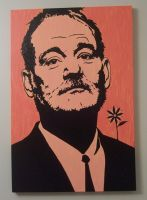 bill murray by thesouthernrange