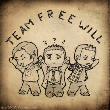 Team Free Will by das-Diddy