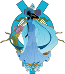 Princess Mercury by Kisaragi-Zeet