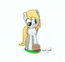 Derpy in: Whats this? by UlyssesGrant