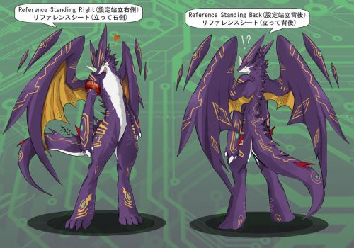 Aluka00 Ref Sheet Page2_3 by dragoon86