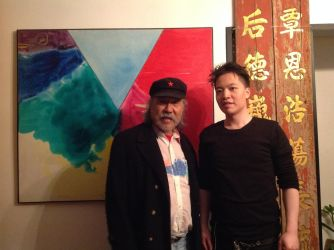 Michael Andrew Law and Ray Yip Ming at Studio by michaelandrewlaw