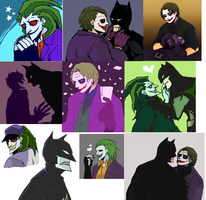 THE JOKER 3 by spidergarden666