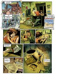Le Bapteme d'Oceane planche 6 by serge-fiedos
