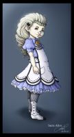just Alice by kaffepanna