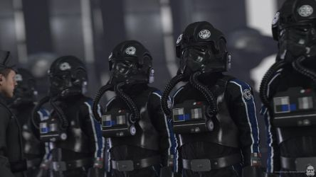 The Empire's Finest [4K SFM] by Sonoafafayon