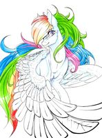 Rainbow' by PonetteDeFeu