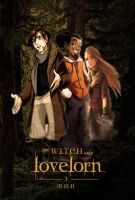 the W.I.T.C.H saga: Lovelorn by JennieJutsu