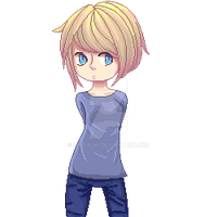 First Ever Pixel Art by Mistibuki