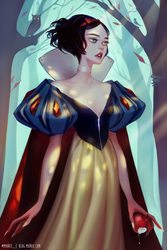 Snow White by mioree-art