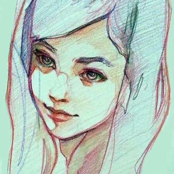 Stranger Sketch by taho