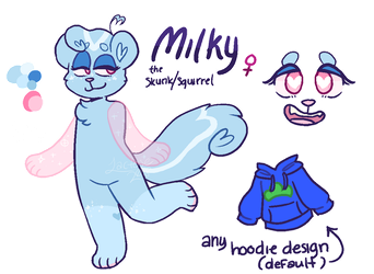temporary Milky ref by Iactose