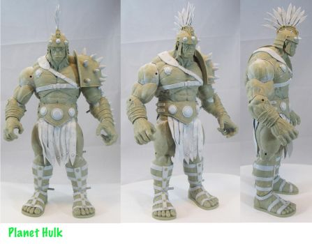 Planet Hulk! by BLACKPLAGUE1348