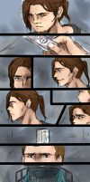 Stucky Mpreg comic COLORED by JibblyUniverse
