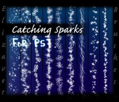 CatchingSparks BrushSet PS7 by tawtwi