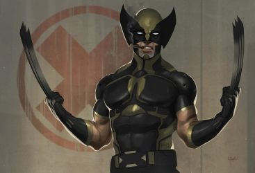 -- Wolverine 2.0 -- by yvanquinet
