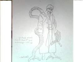 doc ock or alfred molina with shades by FireNationPhoenix