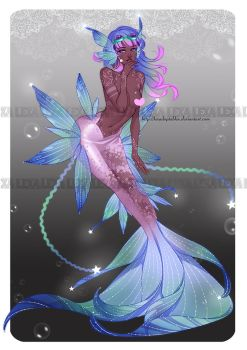 Abyssal Female.:14:.[Auction][CLOSED] by lexadoptables