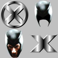 X-Men Icons and Cursors by CitizenJustin