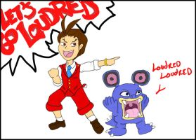 Ace Trainer: Loudred