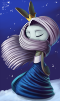 Meloetta - Ice Princess Forme