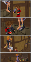 MMD - Sora and Neku (part 2) by 93connector