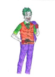 The Joker by Levy2001